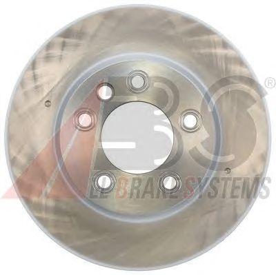 Диск тормозной PORSCHE/Volkswagen CAYENNE/TOUAREG передний левый вентилируемый (пр-во ABS) фото, цена