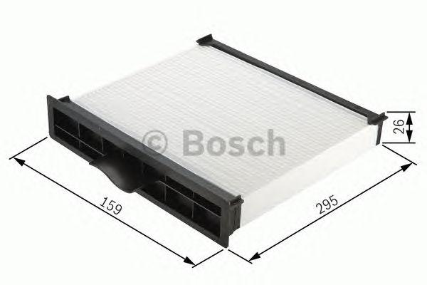 Воздушный фильтр салона (пр-во Bosch) фото, цена