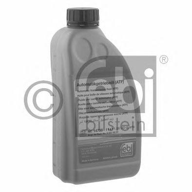 Жидкость гидравлическая FEBI жёлтая (Канистра 1л) фото, цена