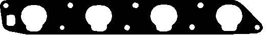 Прокладка коллектора IN OPEL (ОПЕЛЬ) X18XE/X20XEV/X22SE (пр-во Elring) фото, цена