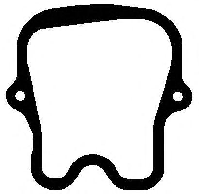 Прокладка клапанной крышки MAN (Ман) D2566/D2840/D2866/D2876 (1CYL) (пр-во Elring) фото, цена