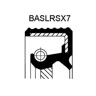 Сальник REAR FORD (ФОРД) BASLRSX7 90X104X11 ACM/FPM (пр-во Corteco) фото, цена