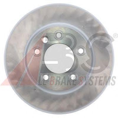 Диск тормозной PORSCHE/Volkswagen CAYENNE/TOUAREG передний правый вентилируемый (пр-во ABS) фото, цена
