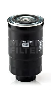 Фильтр топливный NISSAN X-TRAIL/PRIMERA/PATHFINDER (пр-во MANN) фото, цена