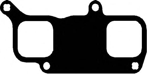 Прокладка коллектора IN MERCEDES-BENZ (МЕРСЕДЕС-БЕНЦ) OM904/OM906 (2CYL) (пр-во Elring) фото, цена