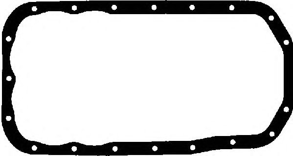 Прокладка поддона KIA/MAZDA 1.6/1.8/2.0/2.0D/TD/2.2 F6/F8/FE/RF/F2/R2 (пр-во Ajusa) фото, цена