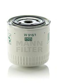 Фильтр масляный ГАЗ двигатель 406, FORD (ФОРД), TOYOTA (ТОЙОТА) (пр-во MANN) фото, цена