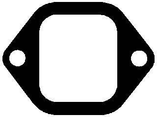 Прокладка коллектора EX MAN (Ман) D2555/D2565/D2865/D2866/D2876 (1CYL) (пр-во Elring) фото, цена