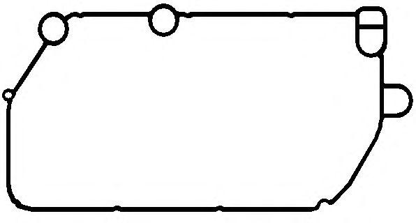 Прокладка маслянный радиатор (пр-во Elring) фото, цена
