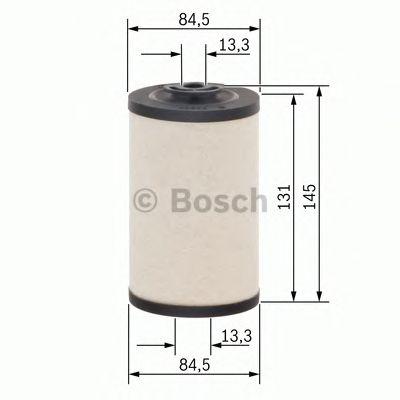 Фильтр топливный дизель MERCEDES LKW (пр-во Bosch) фото, цена