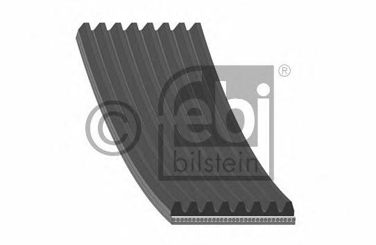 Ремень поликлиновый 8PK1275 TRUCK (пр-во Febi) фото, цена