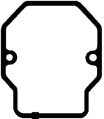 Прокладка клапанной крышки MAN (Ман) D2866LF 4V/D2876LF 4V (пр-во Elring) фото, цена