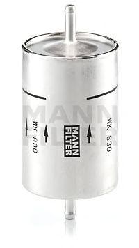 Фильтр топливный BMW (БМВ), PEUGEOT (ПЕЖО) (пр-во MANN) фото, цена