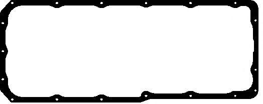 Прокладка поддона картера MAN (Ман) D2530/D2540/D2840 (пр-во Elring) фото, цена