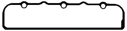 Прокладка клапанной крышки MERCEDES-BENZ (МЕРСЕДЕС-БЕНЦ) OM366 (пр-во Elring) фото, цена