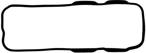 Прокладка поддона картера DAF (ДАФ) MX (OE 1643512) (пр-во Victor-Reinz) фото, цена