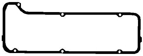 Прокладка клапанной крышки OPEL (ОПЕЛЬ) 1.6/1.7/1.9/2.0 ->82 (пр-во Elring) фото, цена