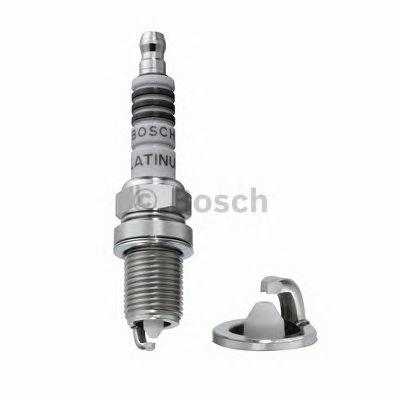 Свеча зажигания FR7DP 0.6 PLATIN FORD (ФОРД), Mazda, KIA, Hyund (пр-во Bosch) фото, цена