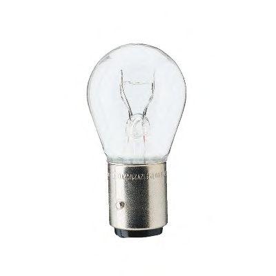 Лампа накаливания P21/4W12V 21/4W BAZ15d(пр-во Philips) фото, цена