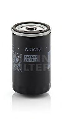 Фильтр масляный BMW (БМВ) E28, E30 (пр-во MANN) фото, цена