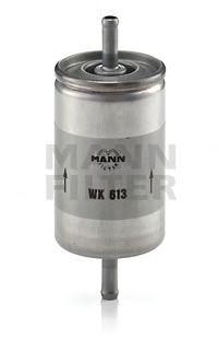 Фильтр топливный OPEL, CITROEN (СИТРОЕН) (пр-во MANN) фото, цена