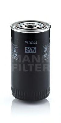 Фильтр масляный (Truck) (пр-во MANN) фото, цена