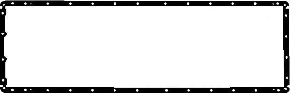 Прокладка поддона маслянного (пр-во Elring) фото, цена