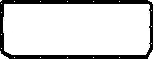 Прокладка поддона картера MAN (Ман) D2865 (пр-во Elring) фото, цена