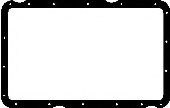 Прокладка поддона картера верхняя MERCEDES-BENZ (МЕРСЕДЕС-БЕНЦ) OM904/OM907 (пр-во Elring) фото, цена