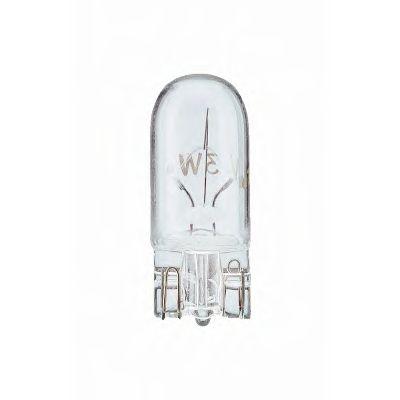 Лампа накаливания W3W12V 3W W 2,1X9,5d(пр-во Philips) фото, цена
