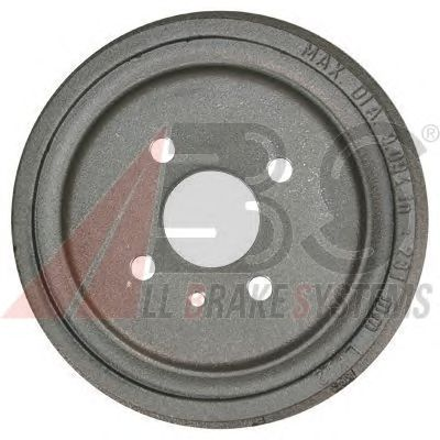 Барабан тормозной OPEL (ОПЕЛЬ) ASTRA/COMBO/VECTRA задний (пр-во ABS) фото, цена